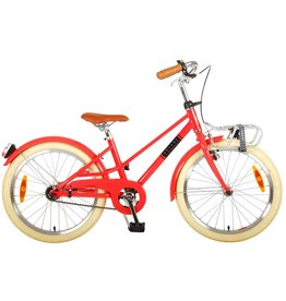 VOLARE VOLARE MELODY 20 INCH KINDERFIETS, PASTEL ROOD