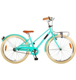 VOLARE VOLARE MELODY 24 INCH KINDERFIETS, TURQUOISE