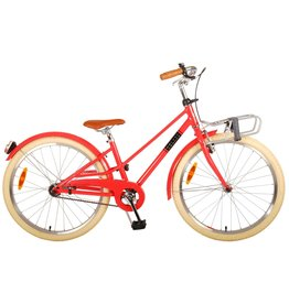VOLARE VOLARE MELODY 24 INCH KINDERFIETS, PASTEL ROOD