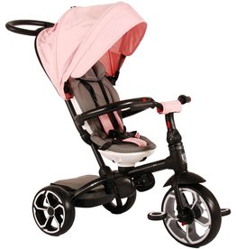 Q-PLAY Q-PLAY PRIME DRIEWIELER 4 IN 1, ROZE