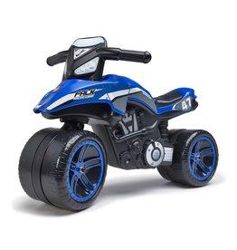 FALK RACING MOTOR FALK RACING TEAM MOTOR LOOPFIETS, BLAUW