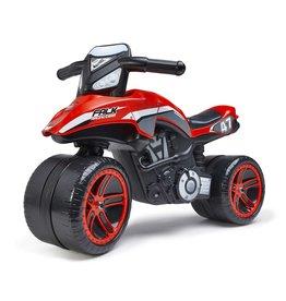 FALK RACING MOTOR FALK RACING TEAM MOTOR LOOPFIETS, ROOD