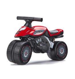 FALK RACING MOTOR FALK BABY RACING TEAM MOTOR LOOPFIETS, ROOD