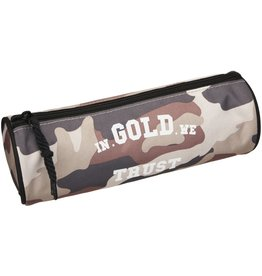IN GOLD WE TRUST ETUI IN GOLD WE TRUST CAMOUFLAGE ALLOVER, 8X23X8 CM