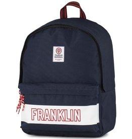 FRANKLIN M. RUGZAK FRANKLIN MARSHALL GIRLS BLUE, 40X30X15 CM