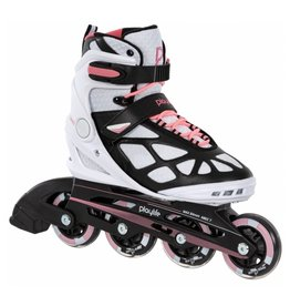 PLAYLIFE PLAYLIFE FITNESS SKATES, UNO PINK 80
