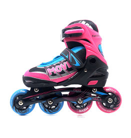 MOVE MOVE INLINE SKATES, PINK