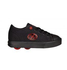 HEELYS HEELYS X2 CLASSIC, BLACK/RED