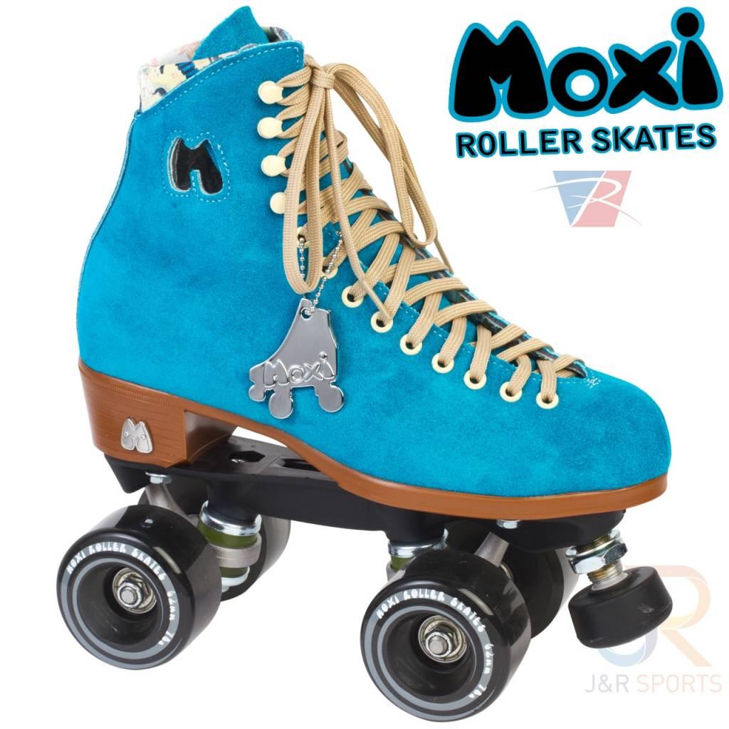 MOXI Moxi Pool Bleu  Rollschuhe