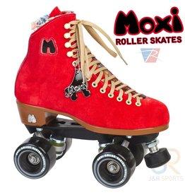MOXI MOXI POPPY RED ROLSCHAATSEN