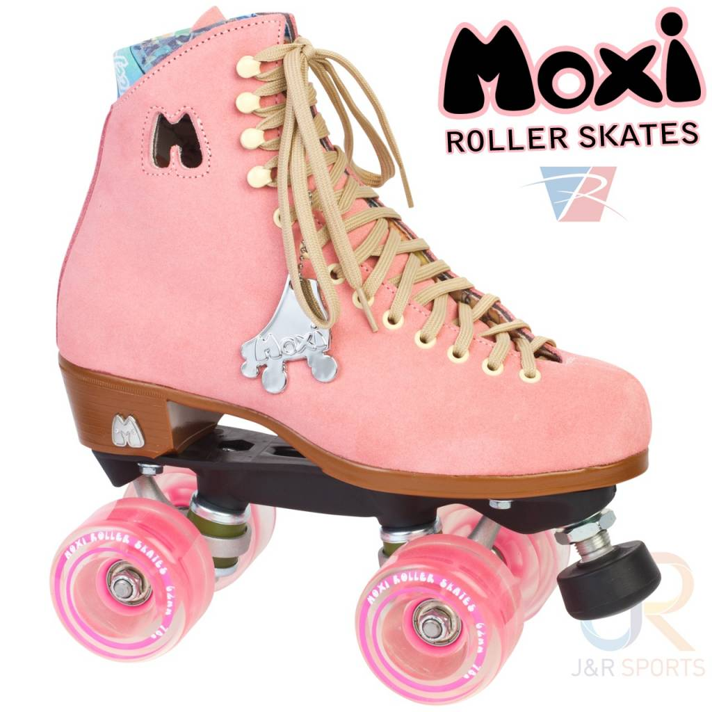 MOXI Moxi Retro Strawberry Rollschuhe