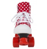 ROOKIE ROLLERSKATES ROOKIE CANVAS HIGH DOTS