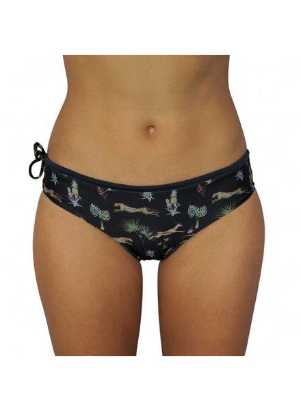 Zealous Zealous I Basic Surf Bikini Bottoms I Multicolored