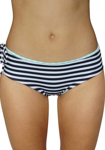 Zealous I Radical Hipster Surf Bikini Bottoms I Mint Gloss
