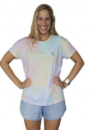Zealous I Sunday T-Shirt I Mehrfarbig