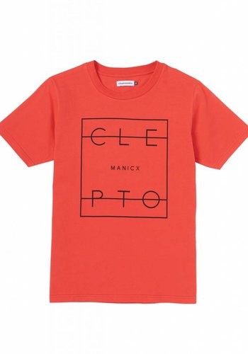 Cleptomanicx I Lity 2 T-Shirt I Red