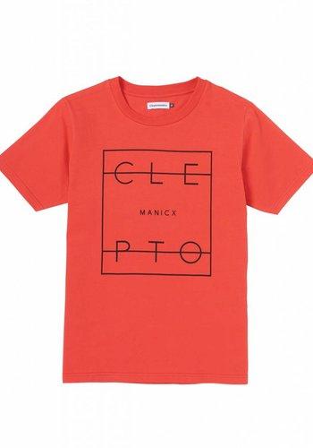 Cleptomanicx I Lity 2 T-Shirt I Rot