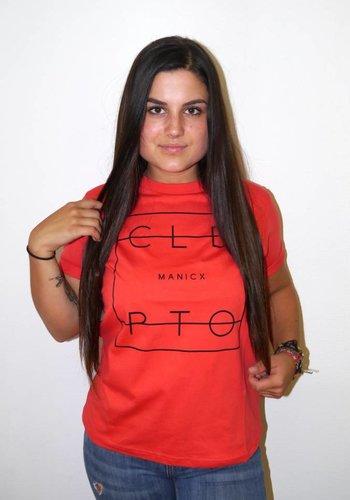 Cleptomanicx I Lity 2 T-Shirt I Red