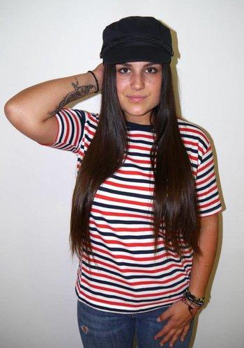 Cleptomanicx I Tricolori T-Shirt I Multicolored