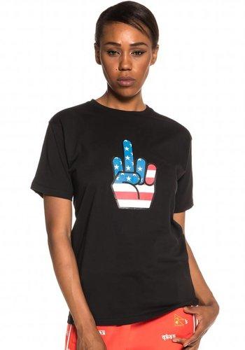 Grimey I Runaway Slave T-Shirt I Black