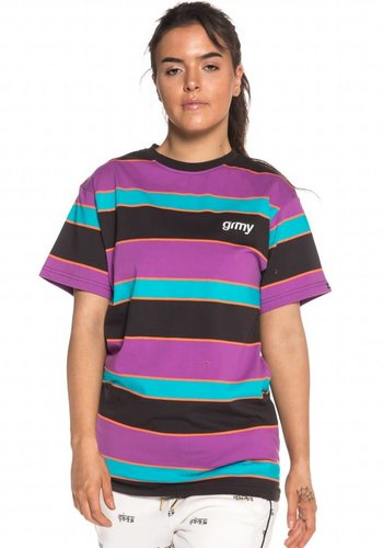 Grimey I Flamboyant T-Shirt I Purple