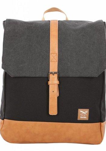 Iriedaily I Heavy Backpack I Schwarz