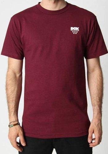 DGK I All Star Mini T-Shirt  I Burgundy