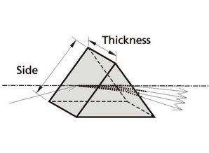 Eksma optics Prismes