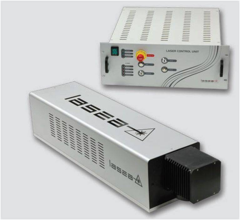 Lasea CL Series CO2 laser system - TECHLASERSHOP