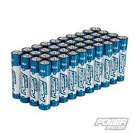 Silverline AAA super alkaline batterij LR03, 40 pk pro