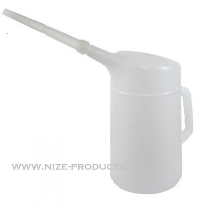 Hofftech Olie- / Vloeistof Kan 4 Ltr