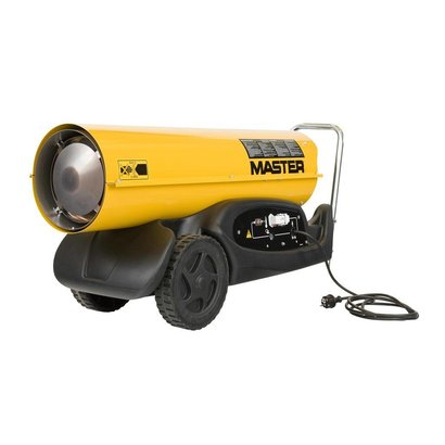 Master Climate Solutions DIRECT DIESEL HEATER B 180