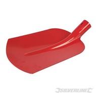 Silverline Hollander shovel powder-coated,