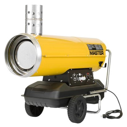 Master Climate Solutions INDIRECTE DIESEL HEATER BV 290 E