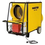 Master Climate Solutions INDIRECT DIESEL HEATER BV 310 FS