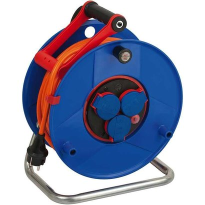 Brennenstuhl Garant Bretec IP44 kabelhaspel 40m AT-N07V3V3-F 3G1,5