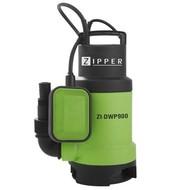 Zipper Machines  Austria Vuilwater dompelpomp ZI-DWP900