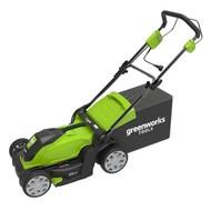 Greenworks 230 Volt Cirkelmaaier GLM1035