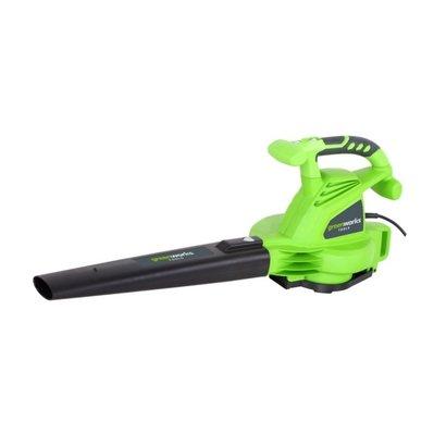 Greenworks 230 Volt Leaf Blower and Piston GBV2800