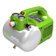 Greenworks 230 Volt Accu Compressor GAC6L