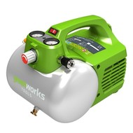 Greenworks 230 Volt Battery Compressor GAC6L