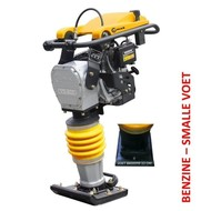 Lumag Vibratory rammer VS80SM