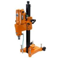 Spero tools Diamond drilling machine on a tripod