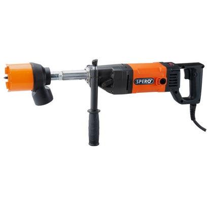 Spero tools Diamond box drill with a capacity of 1900 Watt,