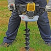 Lumag Earth drilling machine EB520G