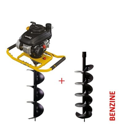 Lumag EB400PRO rotary drill