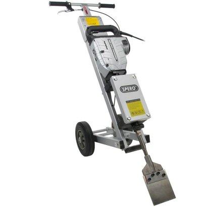 Spero tools Brechhammer 20 kg auf Wagen BHT4001