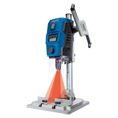 scheppach Tafel boor machine DP 50  digitaal