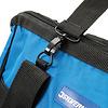 Silverline Werkzeugtasche mit hartem Boden und großer Öffnung