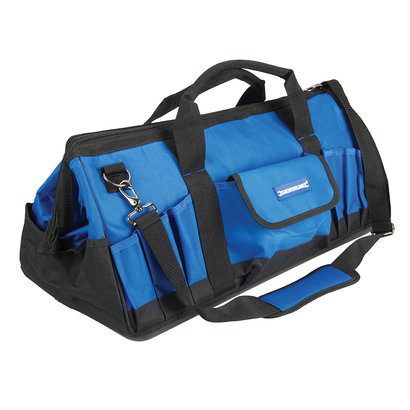 Silverline Tool bag with hard bottom